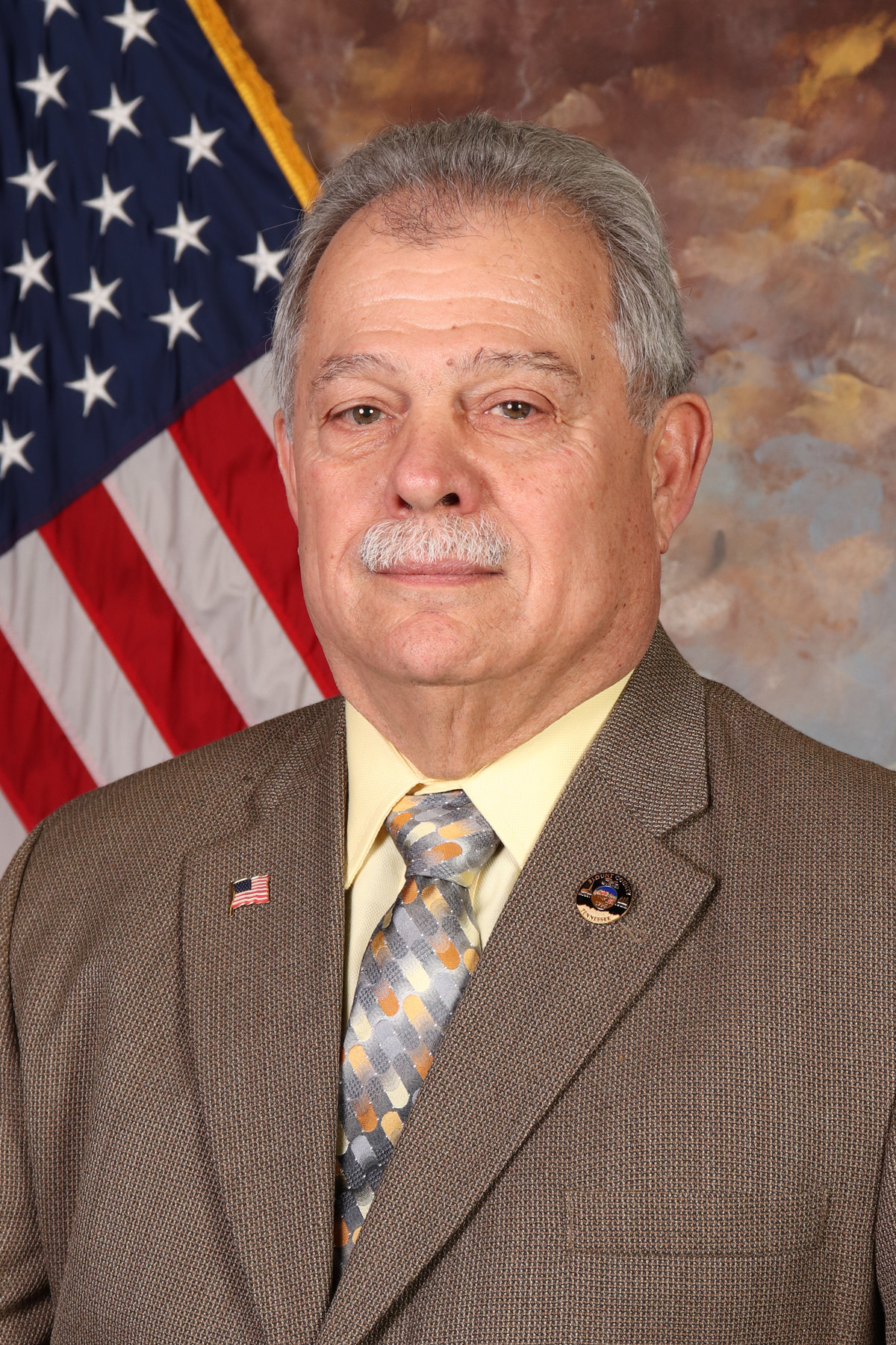 Commissioner Ron French
